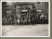 Home Guard and Civil Defence at Stubbylee