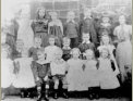 Britannia School pupils 1906