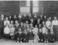 Pupils from Sharneyford School 1920