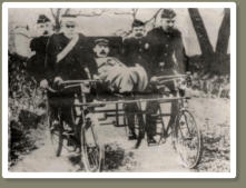 Bycicle Ambulance
